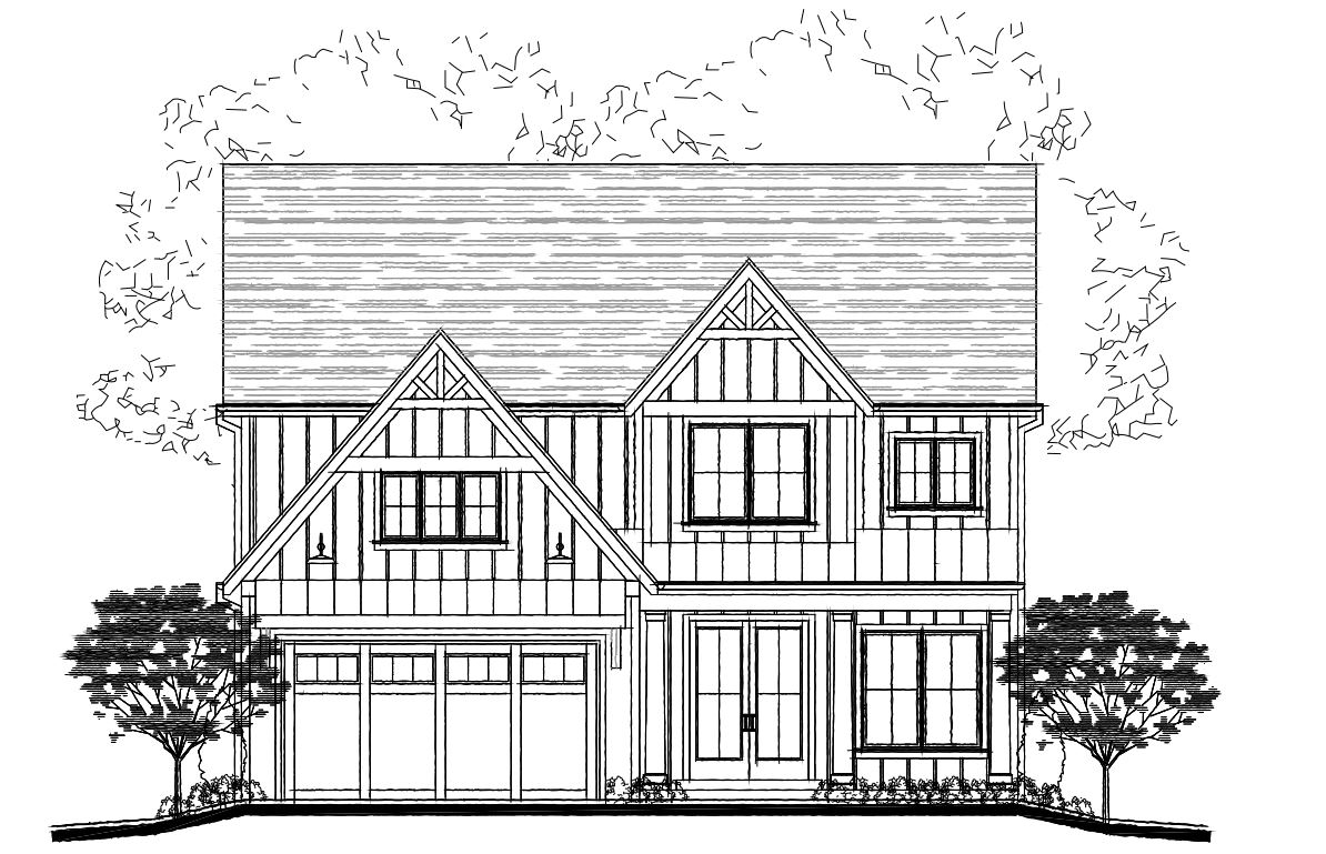 Alice front elevation