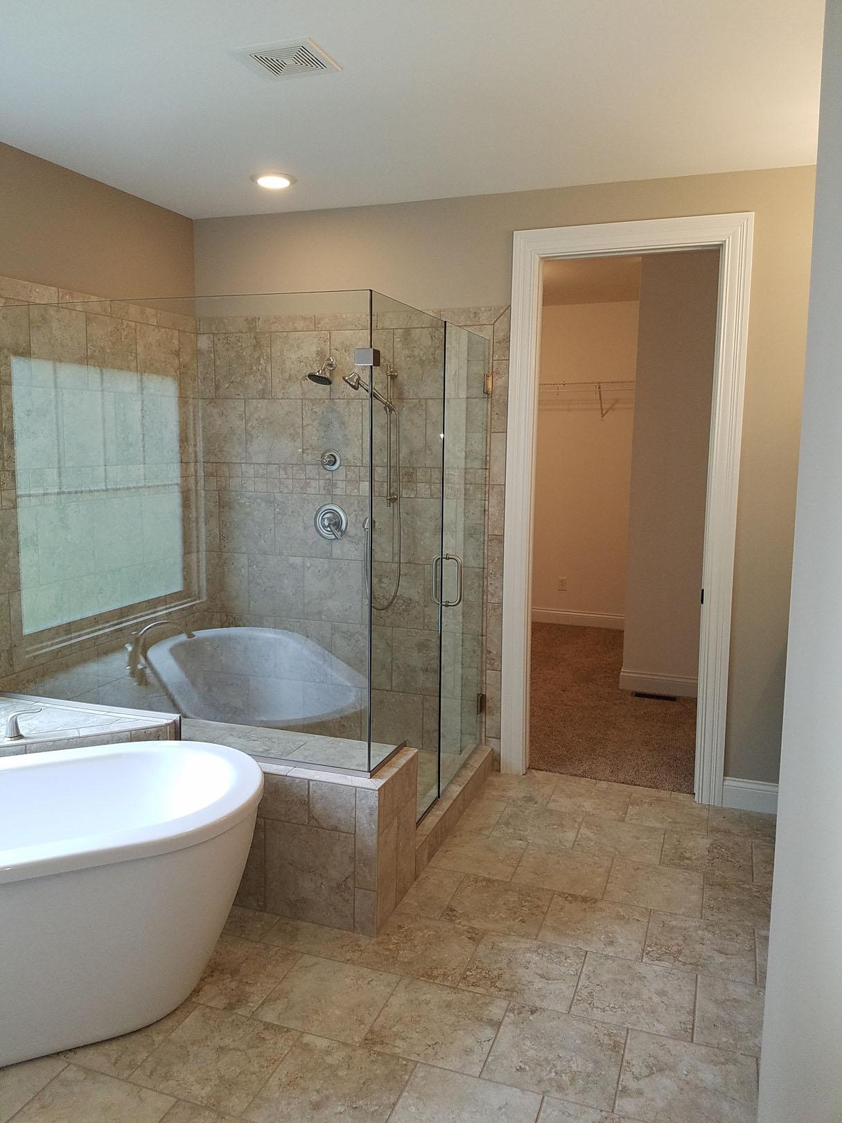 Benchmark Gallery Baths Showers 01 Benchmark Homes
