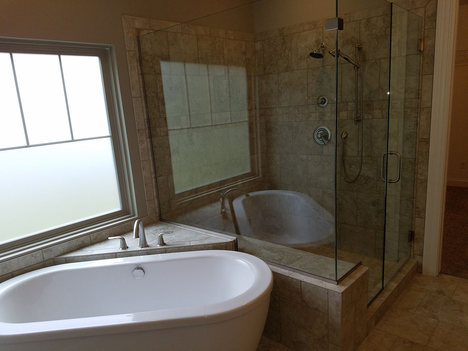 Benchmark Gallery Baths Showers 05 Benchmark Homes