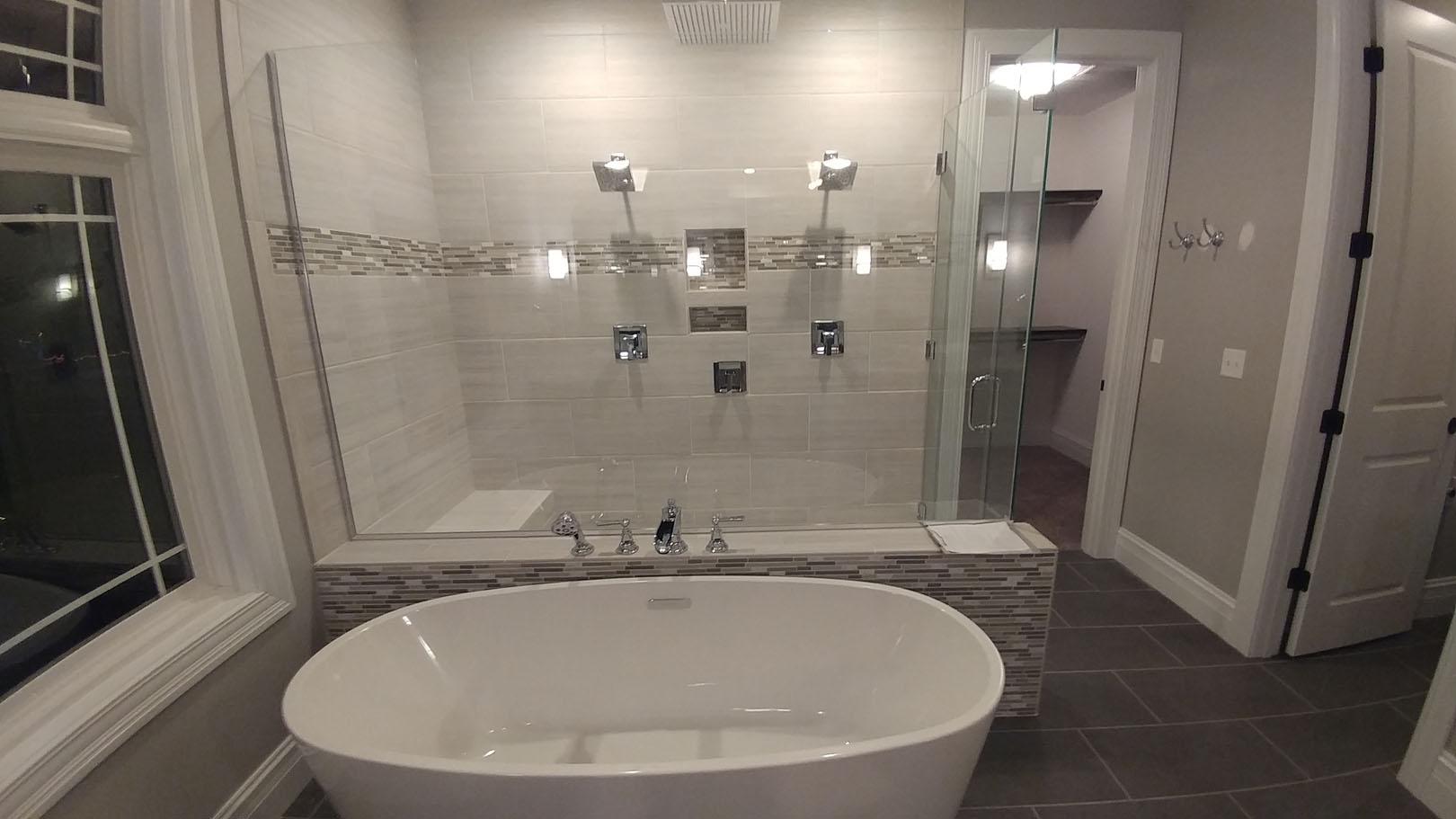 Benchmark Gallery Baths Showers 07 Benchmark Homes
