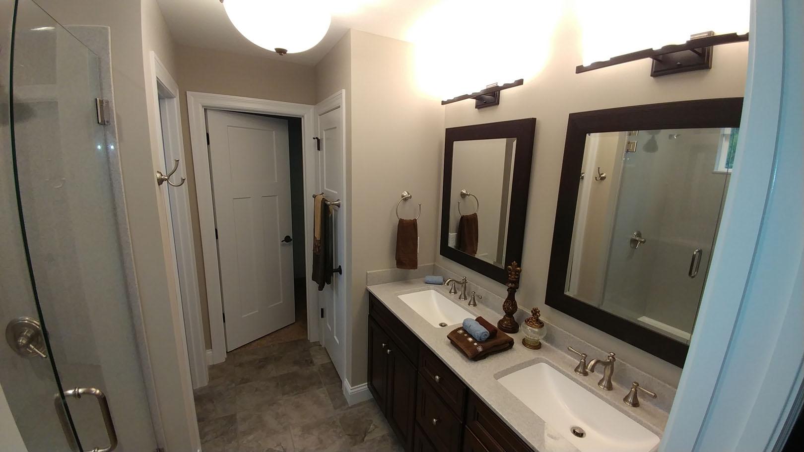 Master Baths Showers Benchmark Homes
