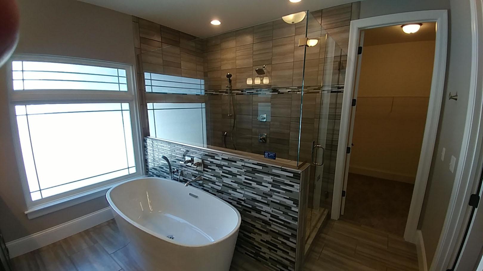 Benchmark Gallery Baths Showers 15 Benchmark Homes